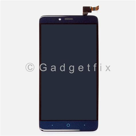 Hp Zte Grand Max usa touch screen digitizer lcd display for zte grand x max 2 lte z988 6 0 371710360650