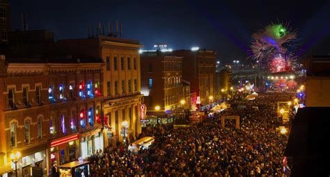 new year celebration in usa 9 awesome spots to celebrate new year s in the usa
