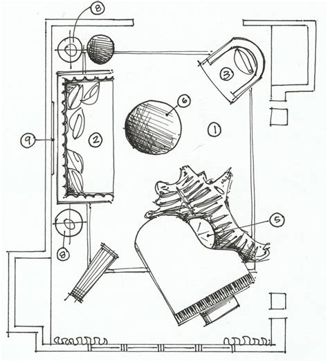 floor plan of living room 17 best images about interior sketches floor plans renderings on master bedrooms