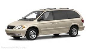 2001 Chrysler Town And Country Reviews Chrysler Minivan Reviews Chrysler Minivan Review