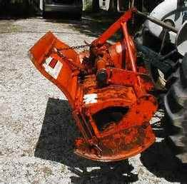 Used Farm Tractors For Sale Howard P50 Rotavator 2010 04