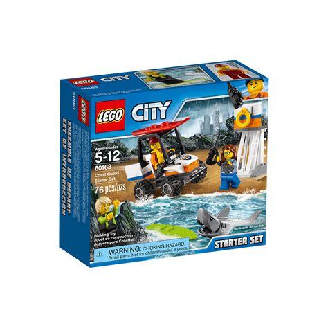 Dijamin Lego 60163 City Coast Guard Starter Set lego 60163 city coast guard starter set at hobby warehouse