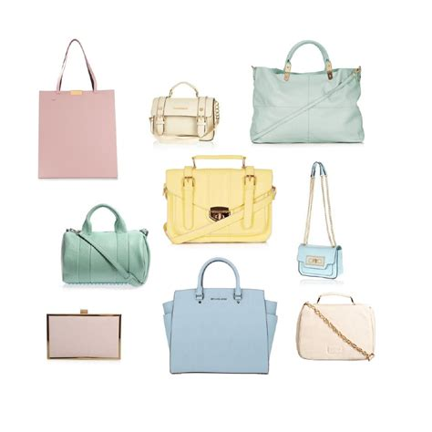Pastel Bag pastel handbags for