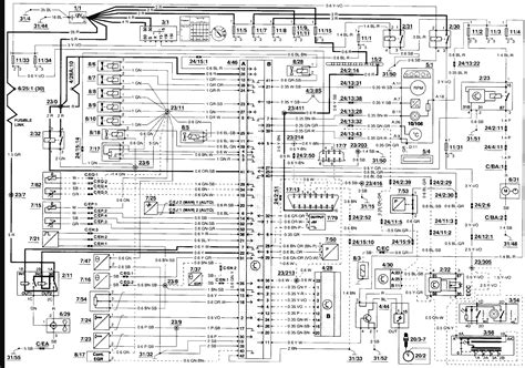 wiring diagram volvo s40 1997 wiring diagram with