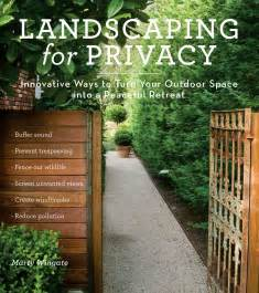 danger garden landscaping for privacy innovative ways to
