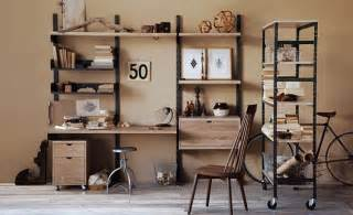 industrial home office how to bring an industrial look to your home office the