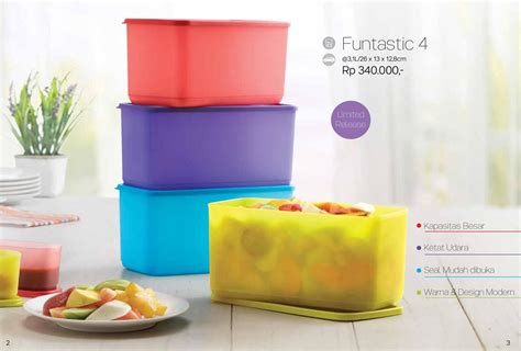 Tupperware Katalog Promo April 2017 katalog activity promo tupperware april 2017 info terbaru