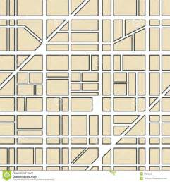 Blank City Map Template by Blank Street Map Template Images Amp Pictures Becuo