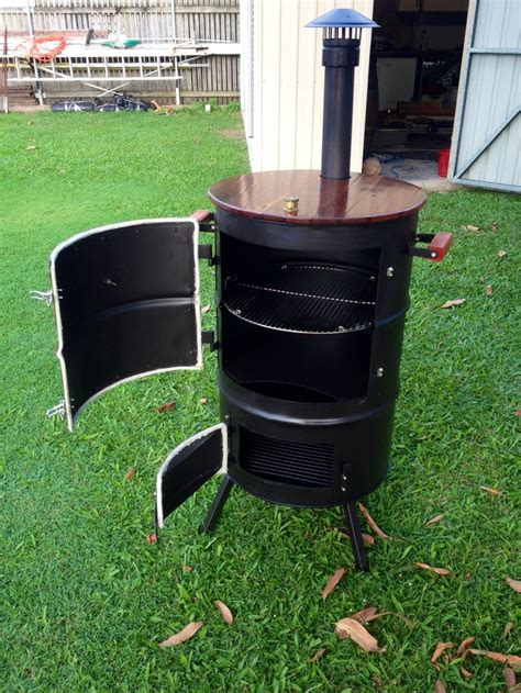 Handmade Pits - smokers images