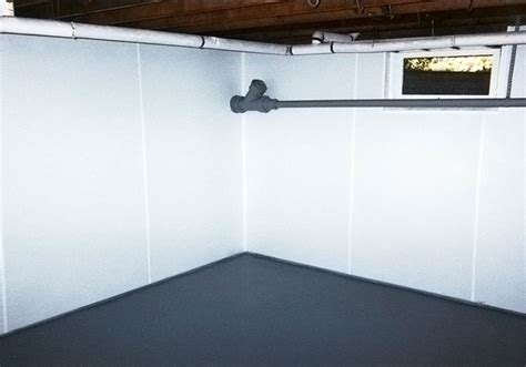 BrightWall® Waterproof Basement Wall Panels