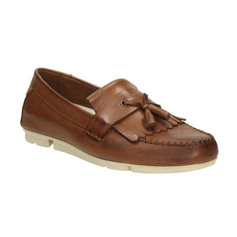 Sepatu Clarks Pria jual clarks trimocc free lea sepatu pria