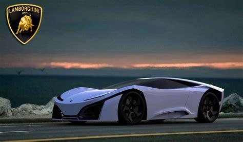 1st Lamborghini Lamborghini Madura Futuristic Design Concept For The