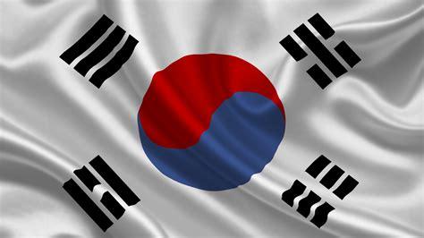 south korea fondo de pantalla south korea flag hd