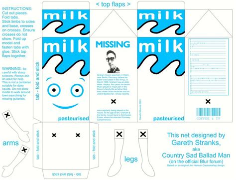 Papercraft Milk - c37c2cd5511c6a6ef04e8ad6f417ed41 jpg