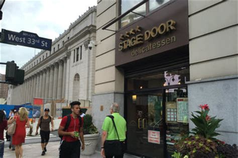 Stage Door Diner by Stage Door Deli Pushed Out To Make Way For Td Bank Owner