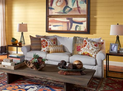 living with pattern color colorfully behr mix and match color and pattern