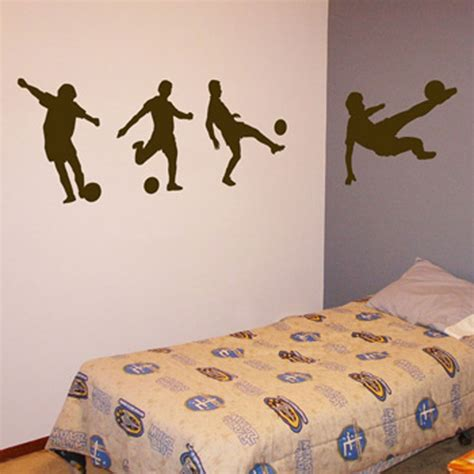 wall decal best 20 soccer decals for walls soccer decal