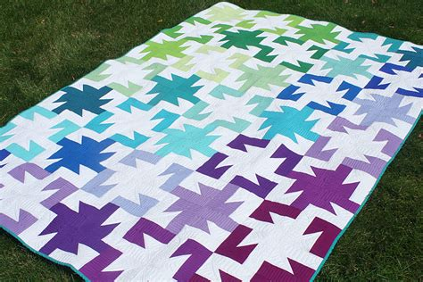 Easy Quilting by Sparkler Quilt Freshly Pieced