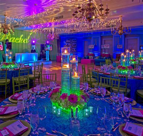 quinceanera neon themes neon sweet 16 party 16 neon and fun sweet 16 neon party