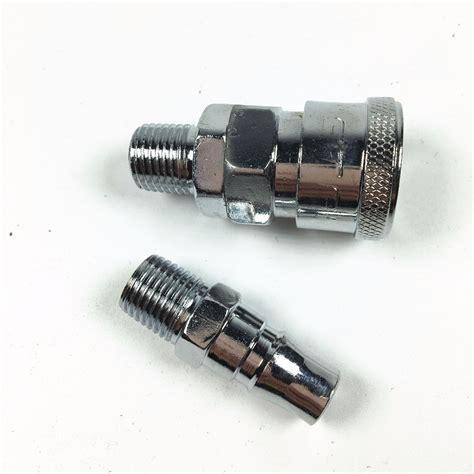 Air Coupler Lipro Pm 20 Air Kopler Pm 20 Kompressor Limited ã ï 2 pcs pneumatic fitting 1 4 ì ì ì â ìª pt pt thread air â coupler coupler connector