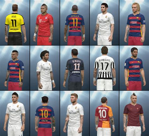 messi tattoo in pes 2016 pes 2016 tattoo pacote v1 0 pes evolution hd