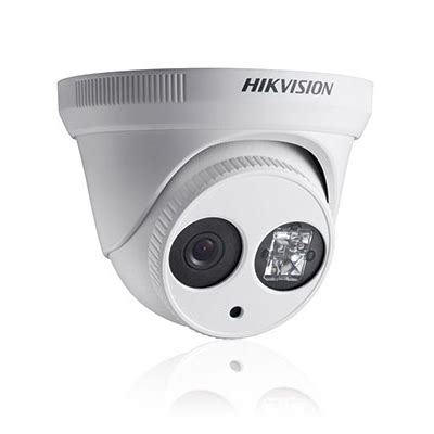 Hikvision Ds 2ce56f7t It1 3mp Wdr Exir Turret hikvision ds 2ae5123t dome specifications
