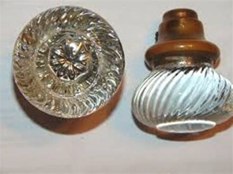 Glass Door Knob Hooks by Antique Glass Door Knob Hardware Robinson House