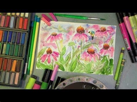 watercolor tutorial frugal crafter 1000 images about frugal crafter watercolors on pinterest