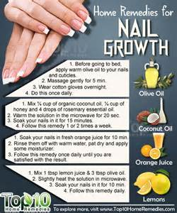 Home Remedies For Faster Hair Growth Home Remedies For Nail Growth Top 10 Home Remedies