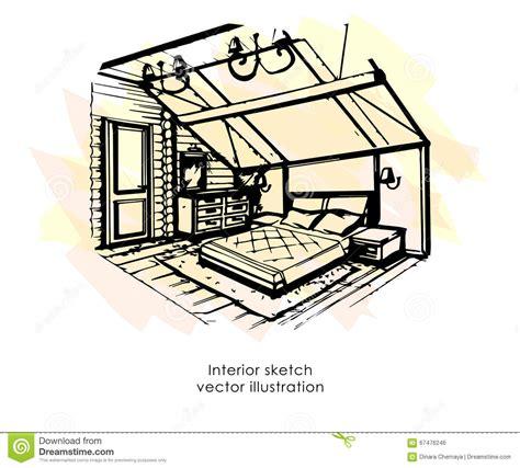 home design sketch free interior sketch home design bedroom provence
