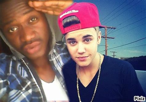 justin bieber biography in afrikaans african prince goodson with justin bieber celebrities