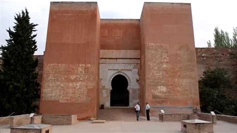 la puerta de los puerta de los siete suelos recinto de la alhambra de granada youtube