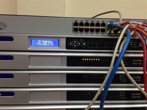 Multi Player Audio dante audio test report on multi room audio player