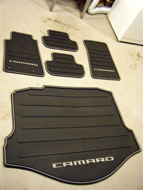 rubber mats for sale for sale camaro all weather rubber gm accessory mats