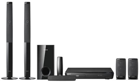samsung ht bd3252 home theater system with