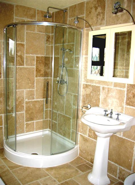 Small Bathroom Ideas With Shower Modern Shower Ideas For Small Bathrooms With Vanity And