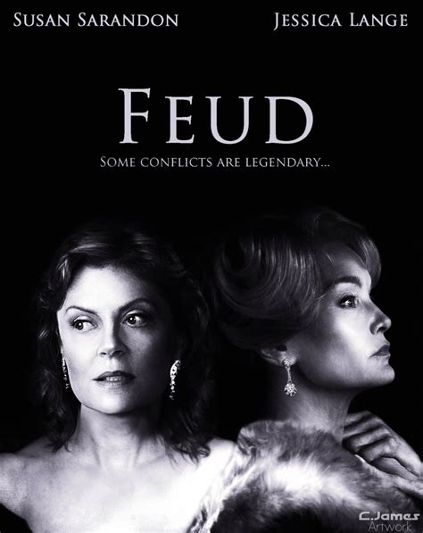 bette davis and joan crawford series feud fan poster joan crawford bette davis by
