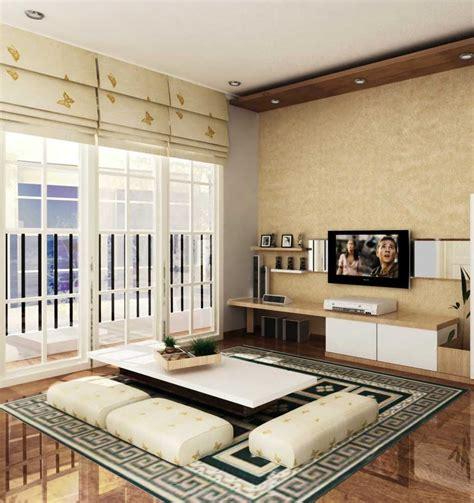 Kursi Ruang Tamu Biasa ruang tamu lesehan tanpa sofa dan kursi renovasi rumah net