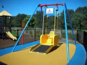 Swings For Disabled world s children february 2011