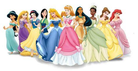 Disney Princess Dressers by Disney Princess Line Up With Cinderella In A Pink Dress