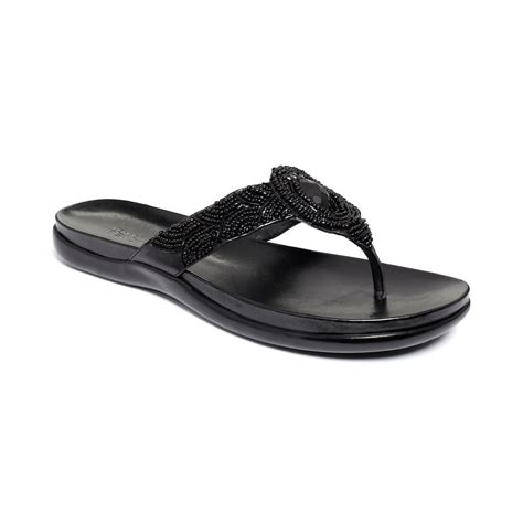 kenneth cole reaction shoes for kenneth cole reaction glam artist sandals in black