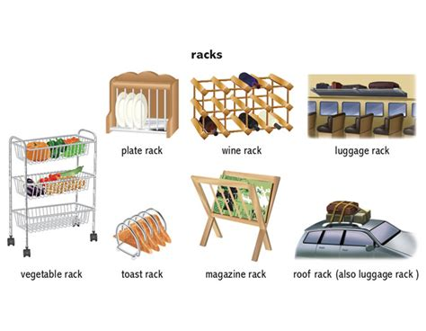 Racked Definition by Rack 1 Noun Definition Pictures Pronunciation And