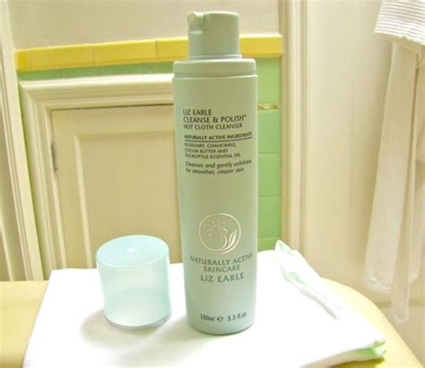 Chic Republic Detox Wash by Review Eco Chic Liz Earle Cleanse Cloth