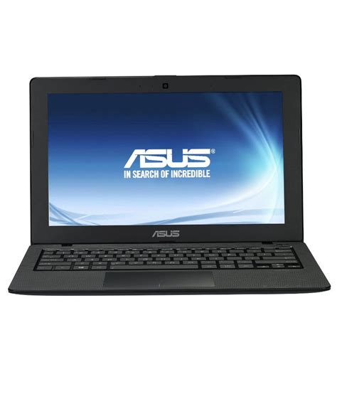 asus x200ma notebook kx424d intel celeron 2gb ram 500gb hdd 29 464 cm 11 6 dos black