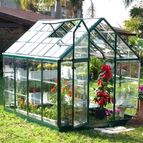 Greenhouse Backyard by Snap Grow Backyard Greenhouse