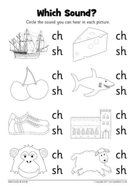 Ch Worksheets by Ch Sound Worksheets Wiildcreative