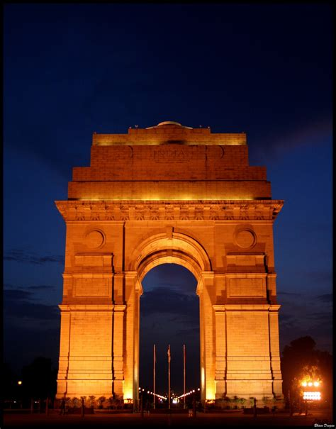 Gate After Mba by India Gate A War Memorial Situated On The Rajpath In