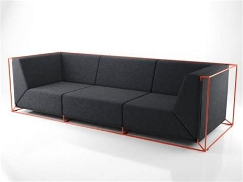 floating sectional sofa floating sofa 3d model comforty