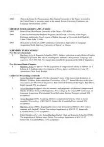 Curriculum Vitae Plural by Curriculum Vitae Curriculum Vitae Template Plural