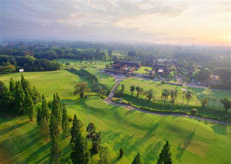 klub golf bogor raya golf  indonesian